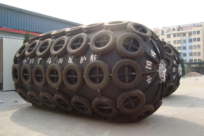 橡胶船用靠球的优点